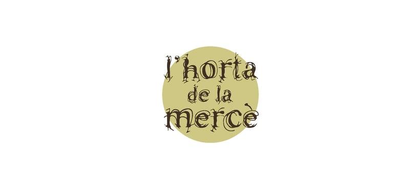BRANDING/ HORTA DE LA MERCÈ 0