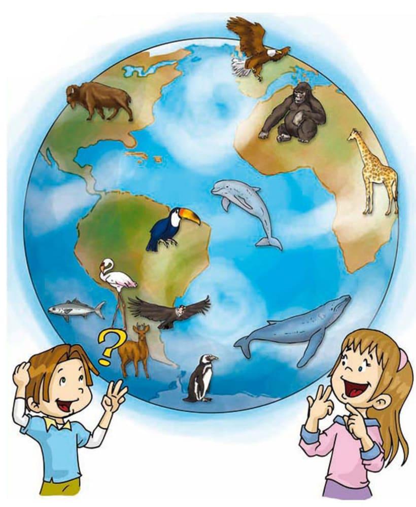 Portafolio Ilustraciones infantiles 0