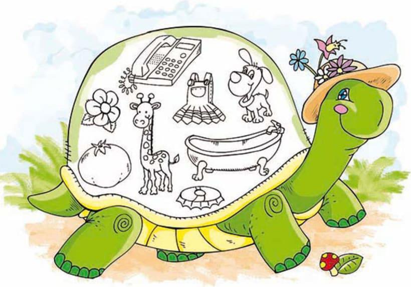 Portafolio Ilustraciones infantiles 1