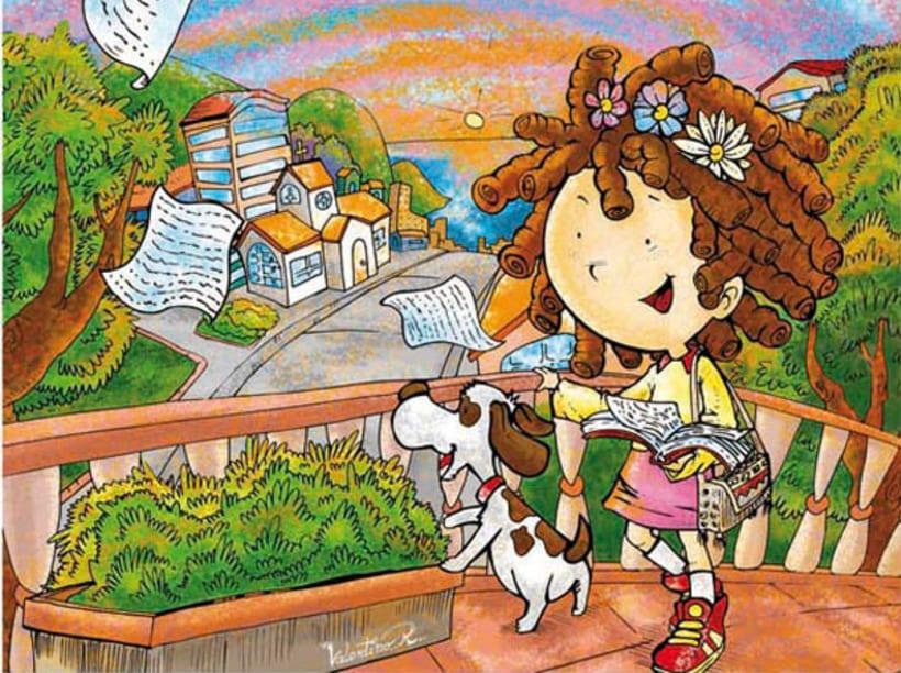 Portafolio Ilustraciones infantiles 2