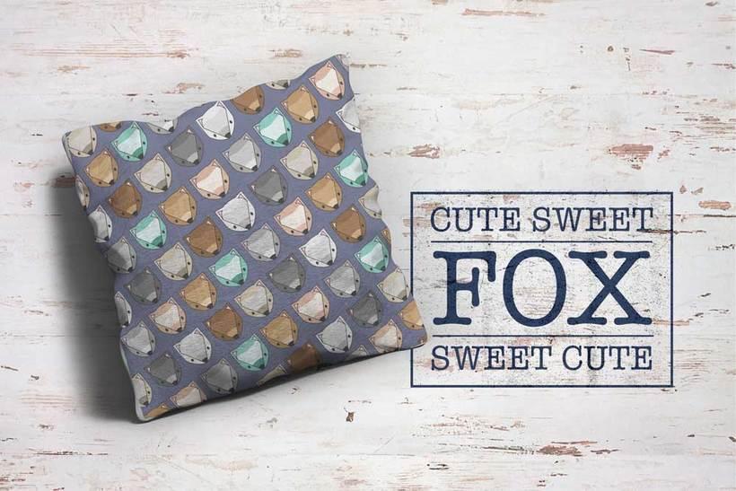 Fox pattern  10