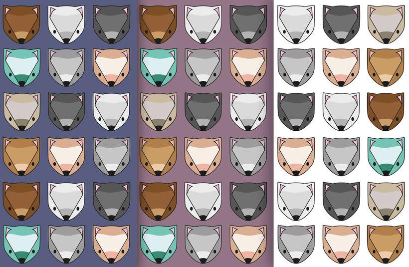 Fox pattern  1
