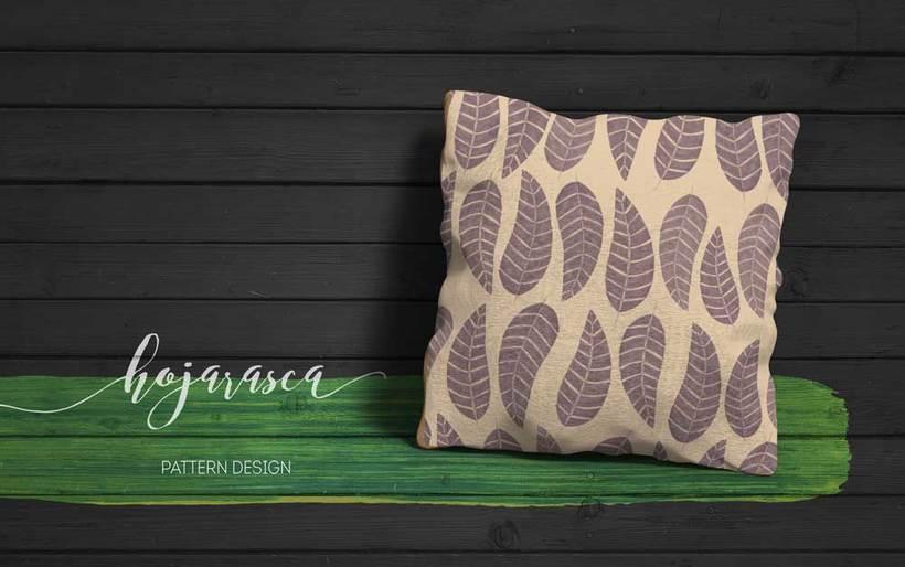 Hojarasca pattern 0