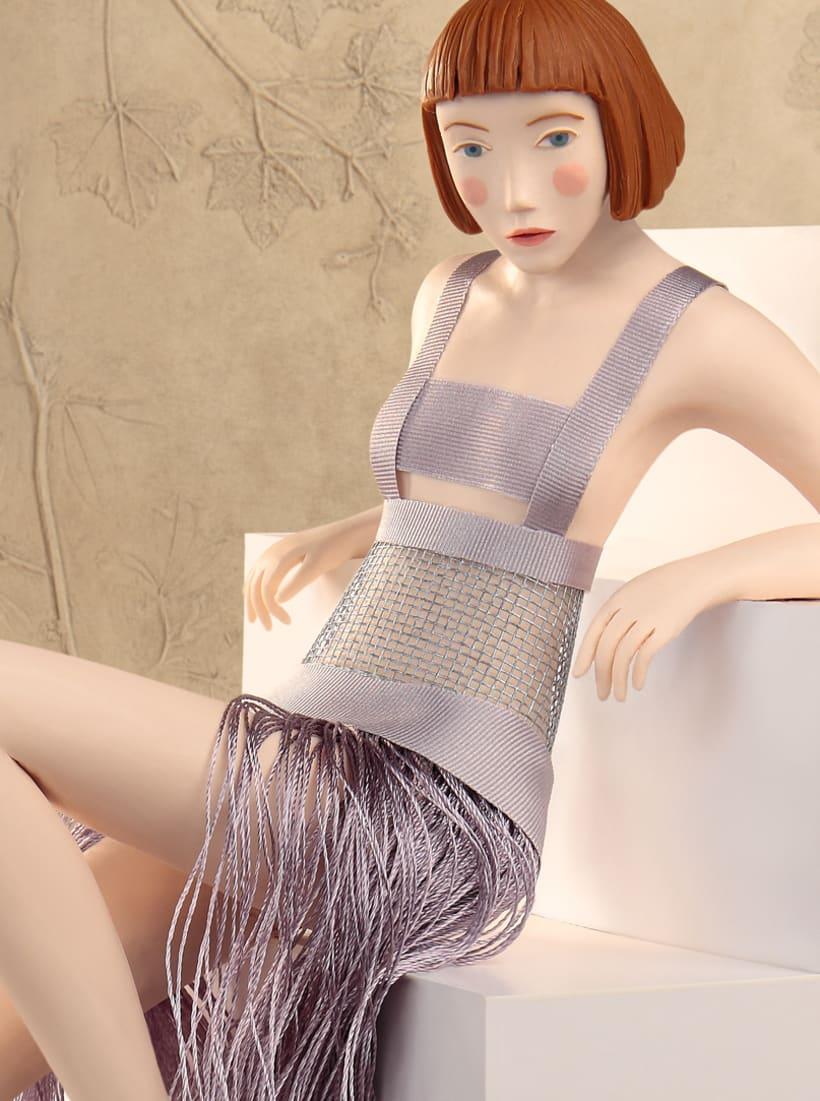 Irma Gruenholz y sus ilustraciones con plastilina 8