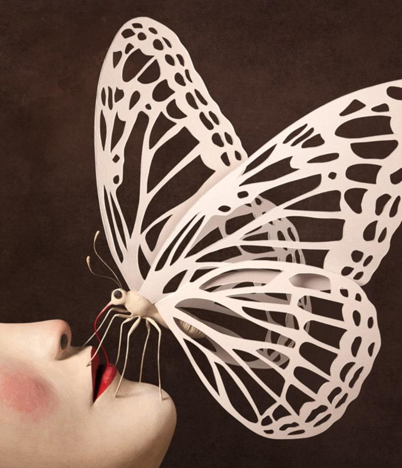 Irma Gruenholz y sus ilustraciones con plastilina 11