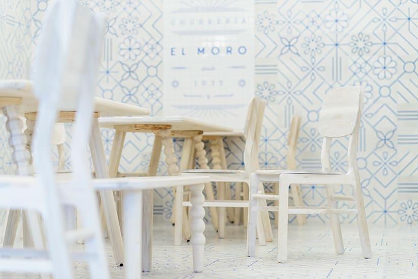 Cadena y Asociados invade la churrería 'El Moro' 6