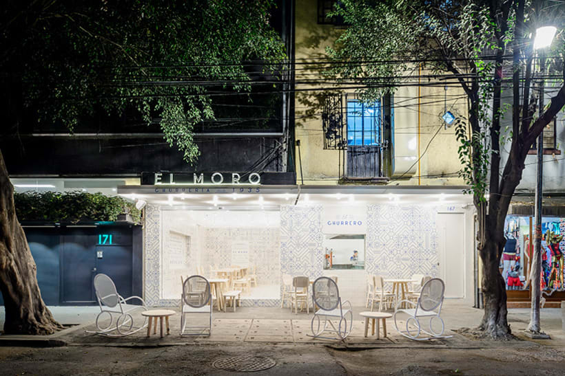 Cadena y Asociados invade la churrería 'El Moro' 9