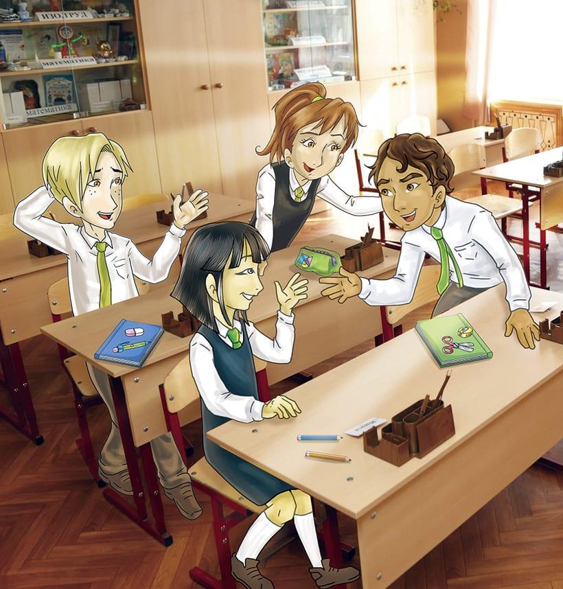 Portafolio Ilustraciones infantiles 5