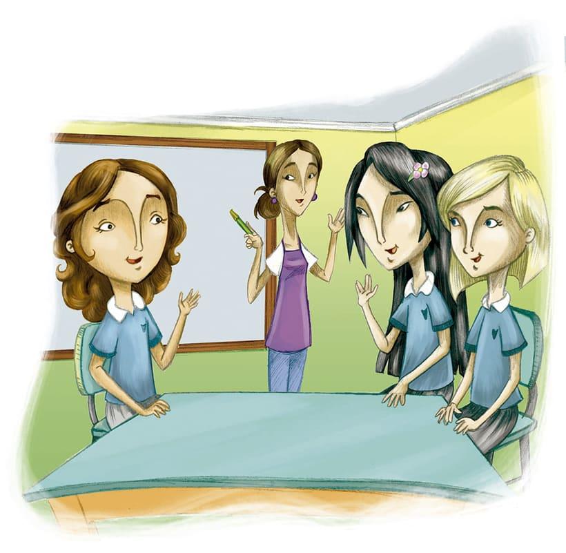 Portafolio Ilustraciones infantiles 6