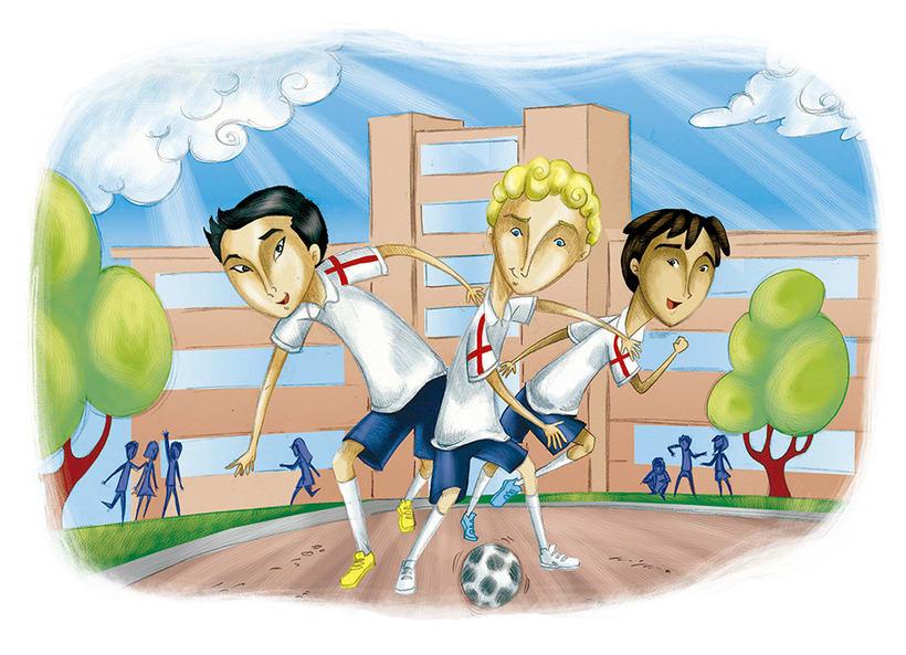 Portafolio Ilustraciones infantiles 7