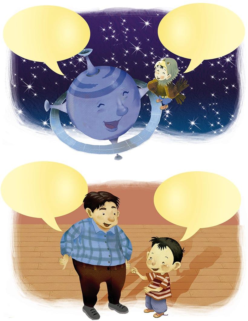 Portafolio Ilustraciones infantiles 8