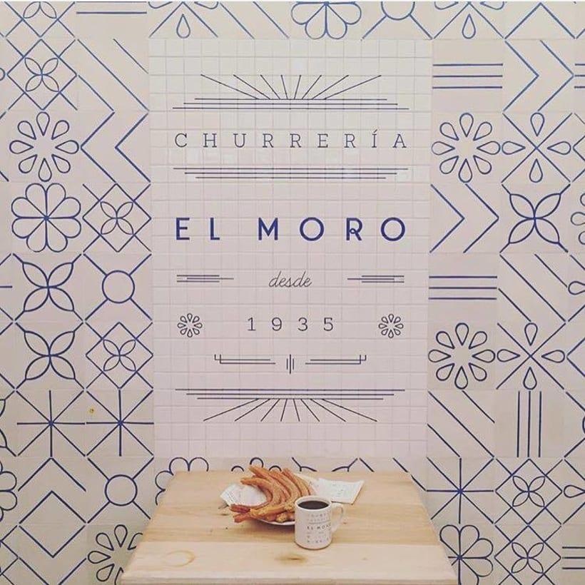 Cadena y Asociados invade la churrería 'El Moro' 0