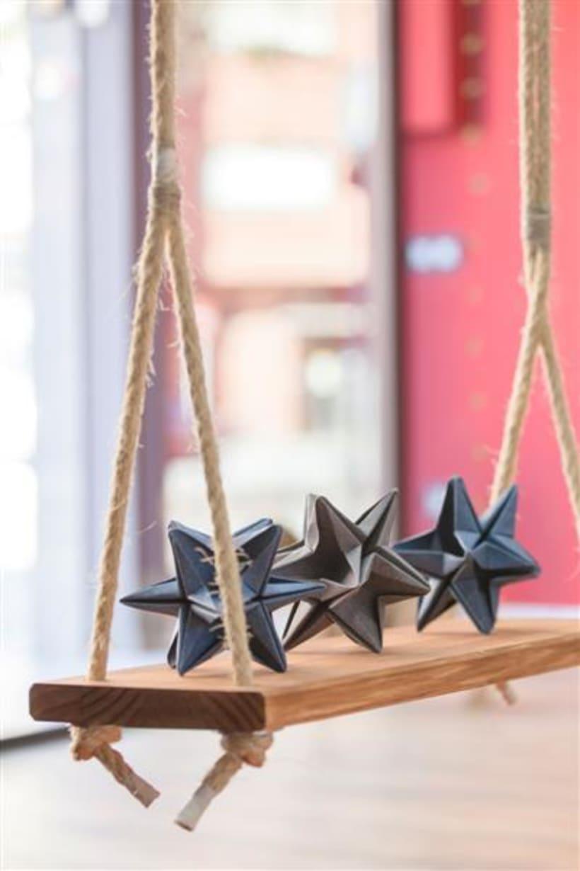 Origami lamps by Cartoncita 4