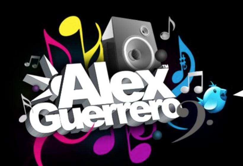Dj Oficial Gran Hermano Alex Guerrero 1