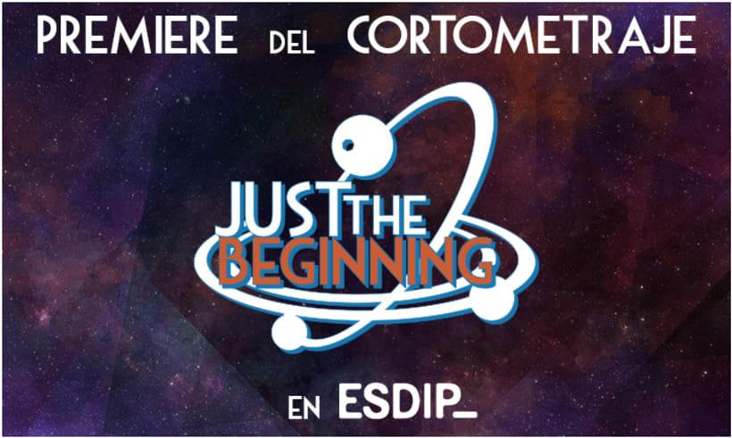 Premiere del corto de animación Just The Beginning 0