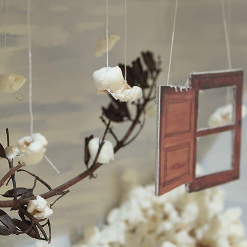 Una ventana abierta a la imaginación (1º premio concurso regional de Escaparatismo) 1