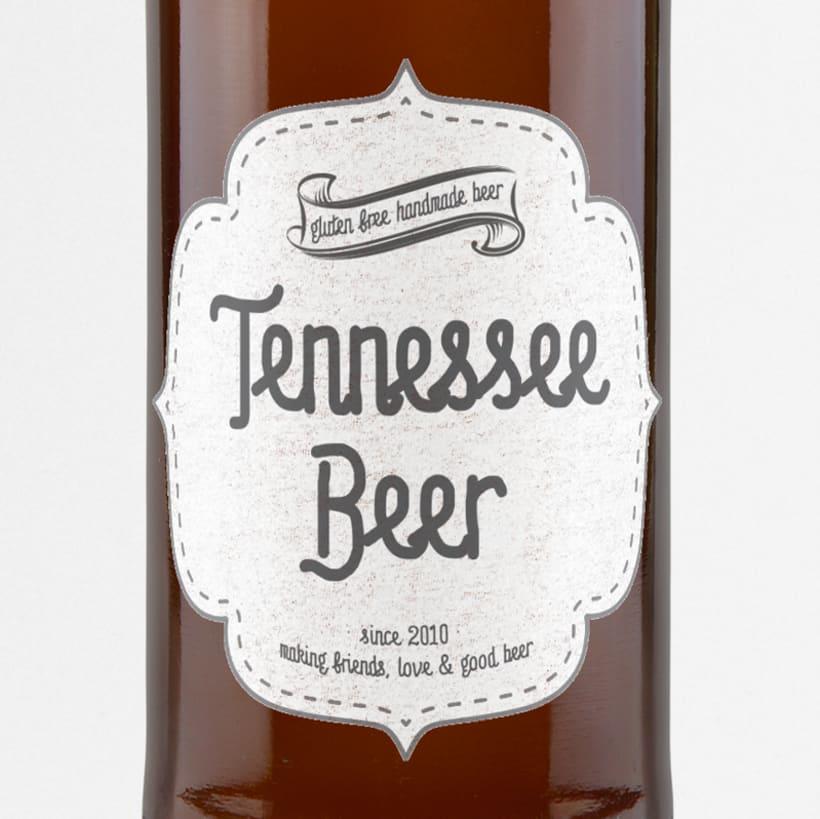 Cerveza Tennessee 1
