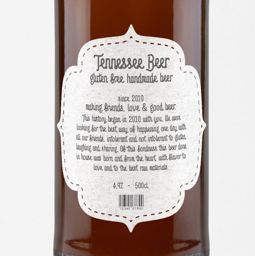Cerveza Tennessee 2