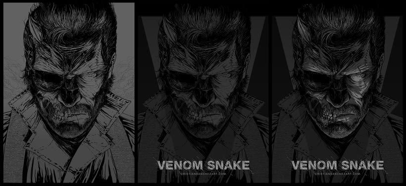 Venom Snake - MetalGearSolid 3