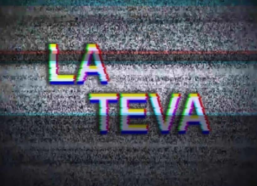 La Teva. Programa de televisión 0