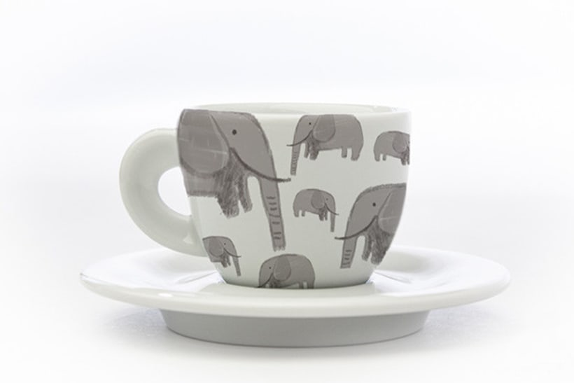 Elephant Pattern -1