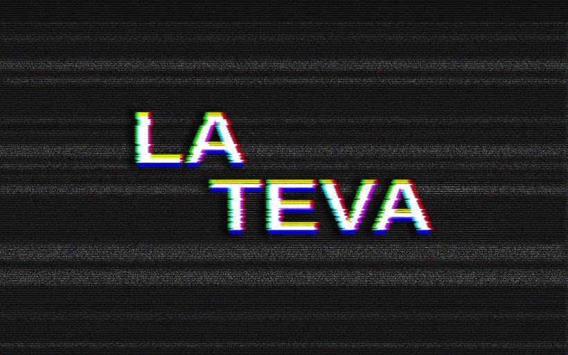 La Teva. Programa de televisión 3