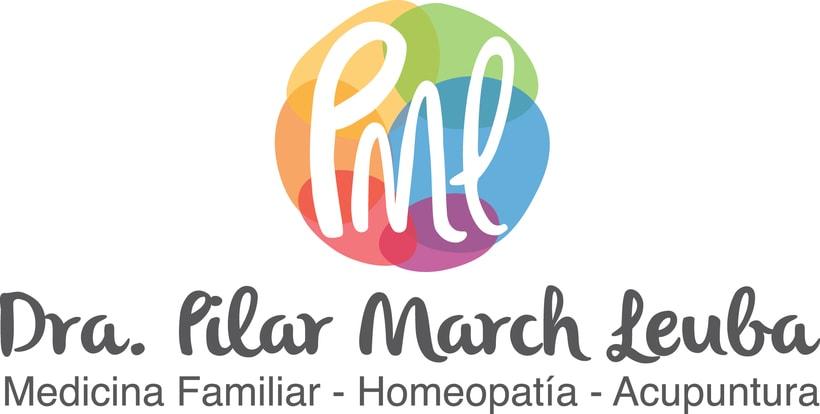 Marca Dra. Pilar March Leuba -1