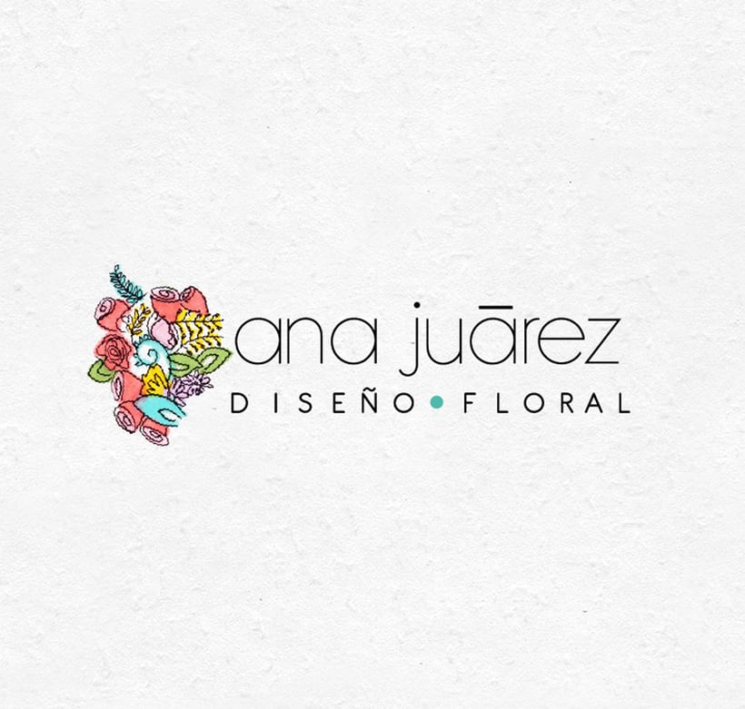 ANA JUÁREZ / DISEÑO FLORAL 0