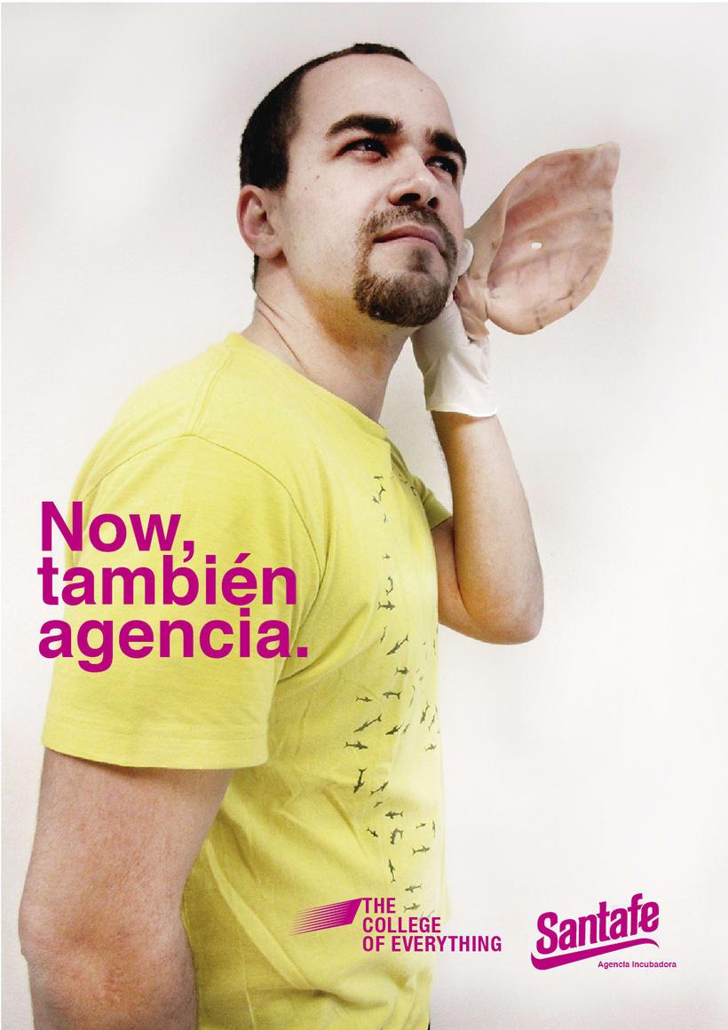 AGENCY 2016. El programa para trabajar en la agencia como jóvenes creativos. 1