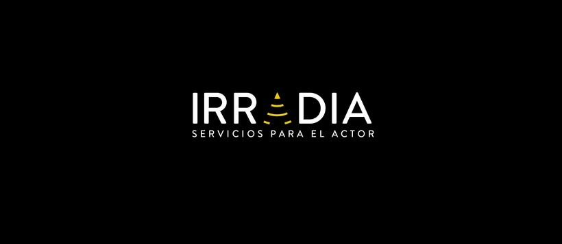 Logotipo empresa servicios para actores 1