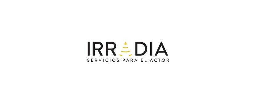 Logotipo empresa servicios para actores 0