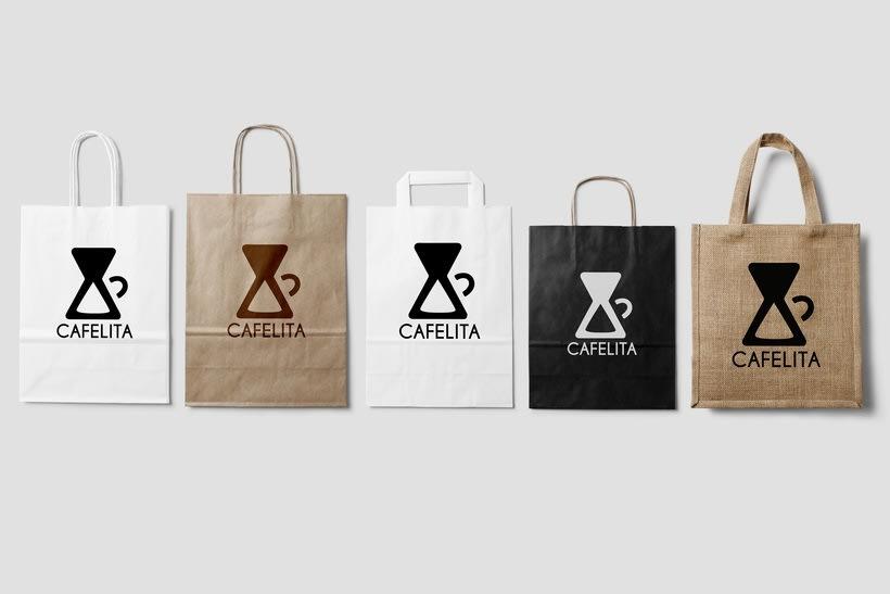 Branding para una cafetería 3