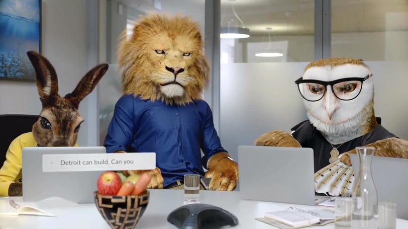 Slack muestra la vida silvestre de las agencias publicitarias 3