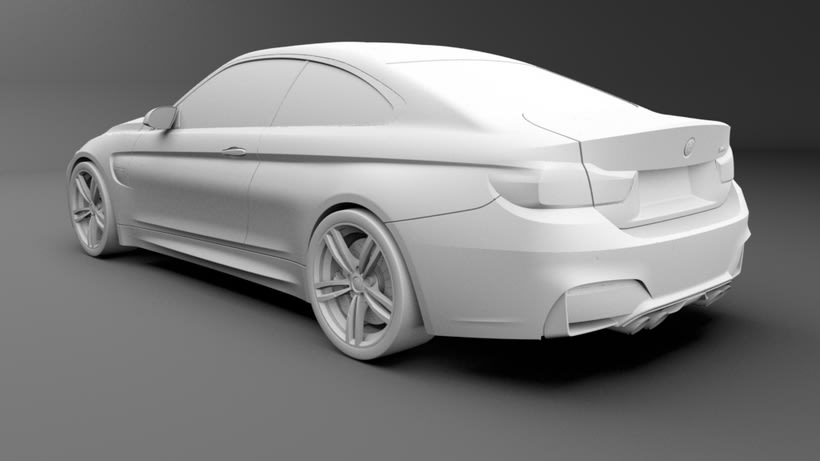 Modelado BMW M4 (Alias Autostudio) A Class Surfacing 1