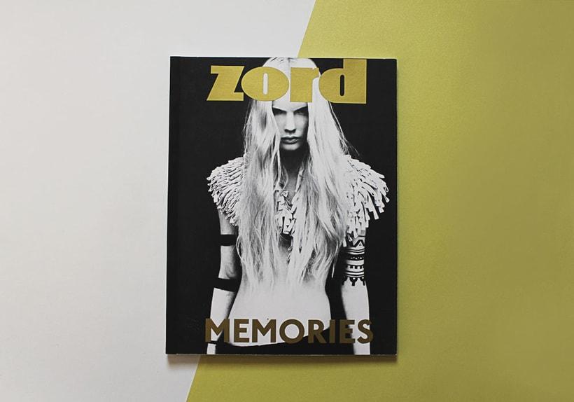 ZORD Magazine 1
