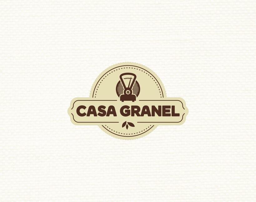 Casa Granel | Identidad 0