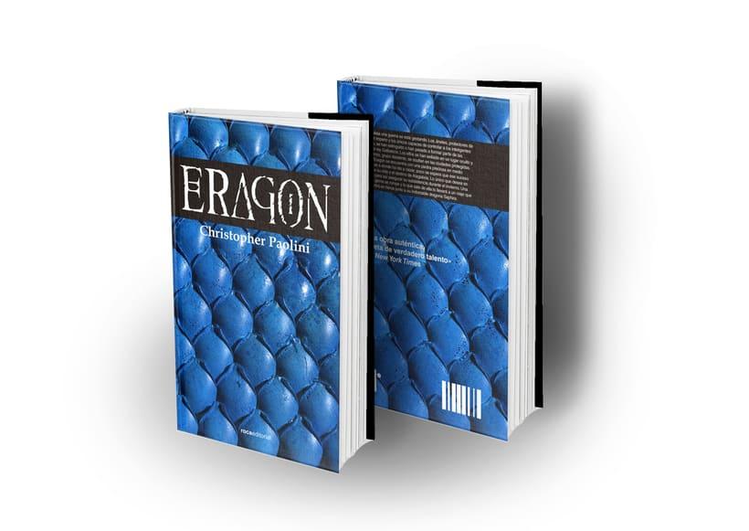 Eragon - Rediseño de cubierta 0