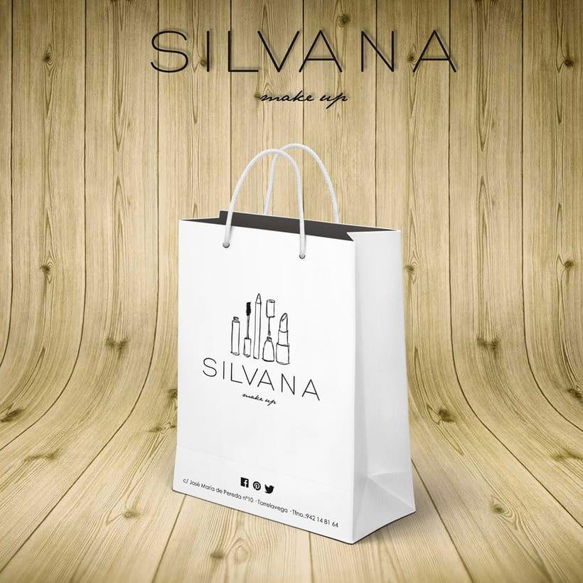 SILVANA make up 7
