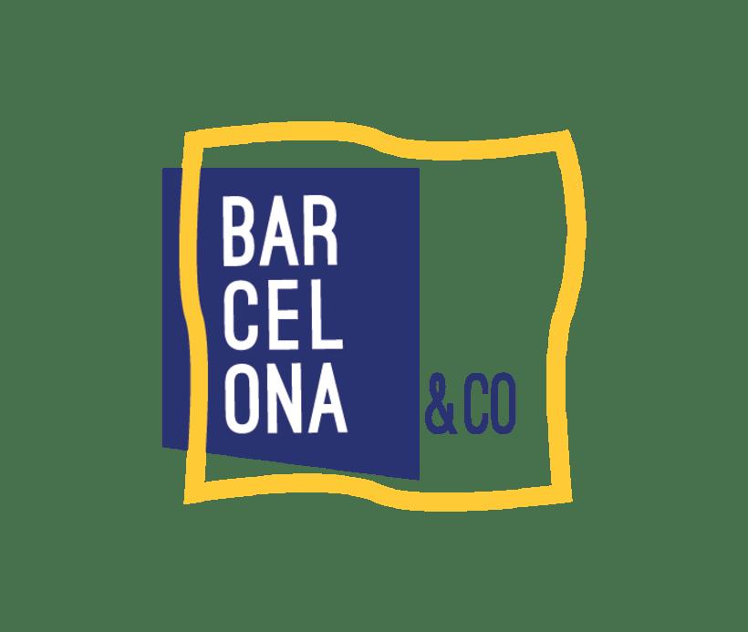 Proyecto imagen corporativa Barcelona&Co 0
