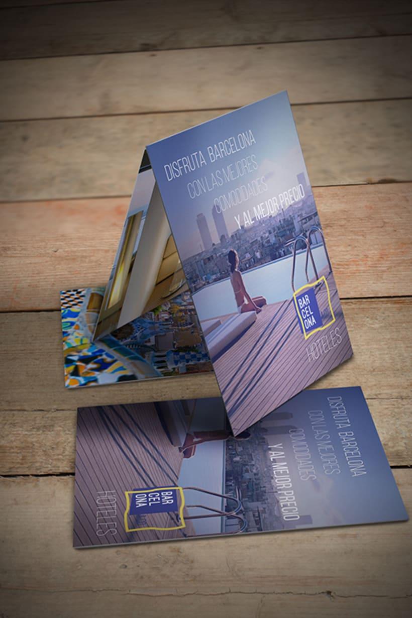 Proyecto imagen corporativa Barcelona&Co 6