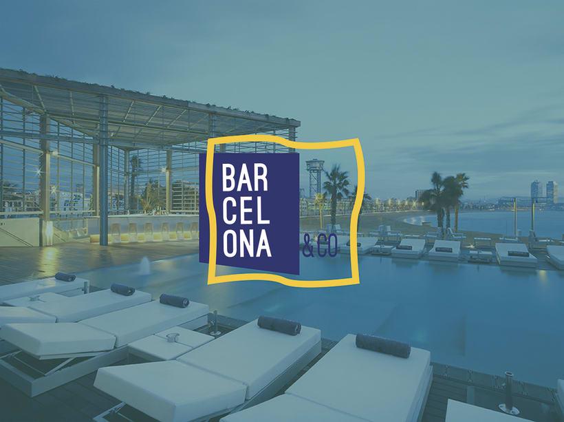 Proyecto imagen corporativa Barcelona&Co 1