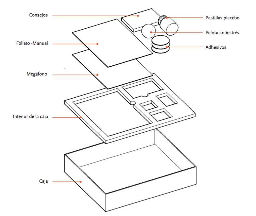 Kit del tartamudo - Branding 4