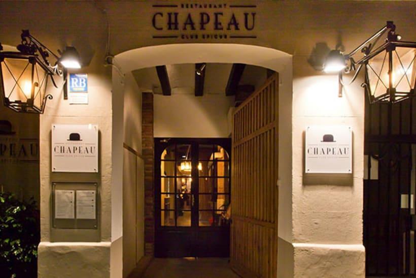 Chapeau Restaurant 6
