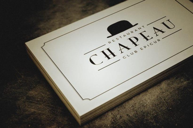 Chapeau Restaurant 1