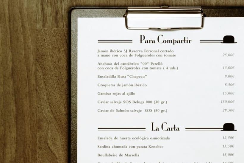 Chapeau Restaurant 3