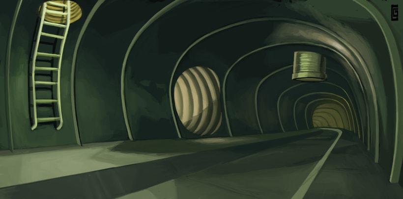Dr. W, 2ª temporada, concept art -1