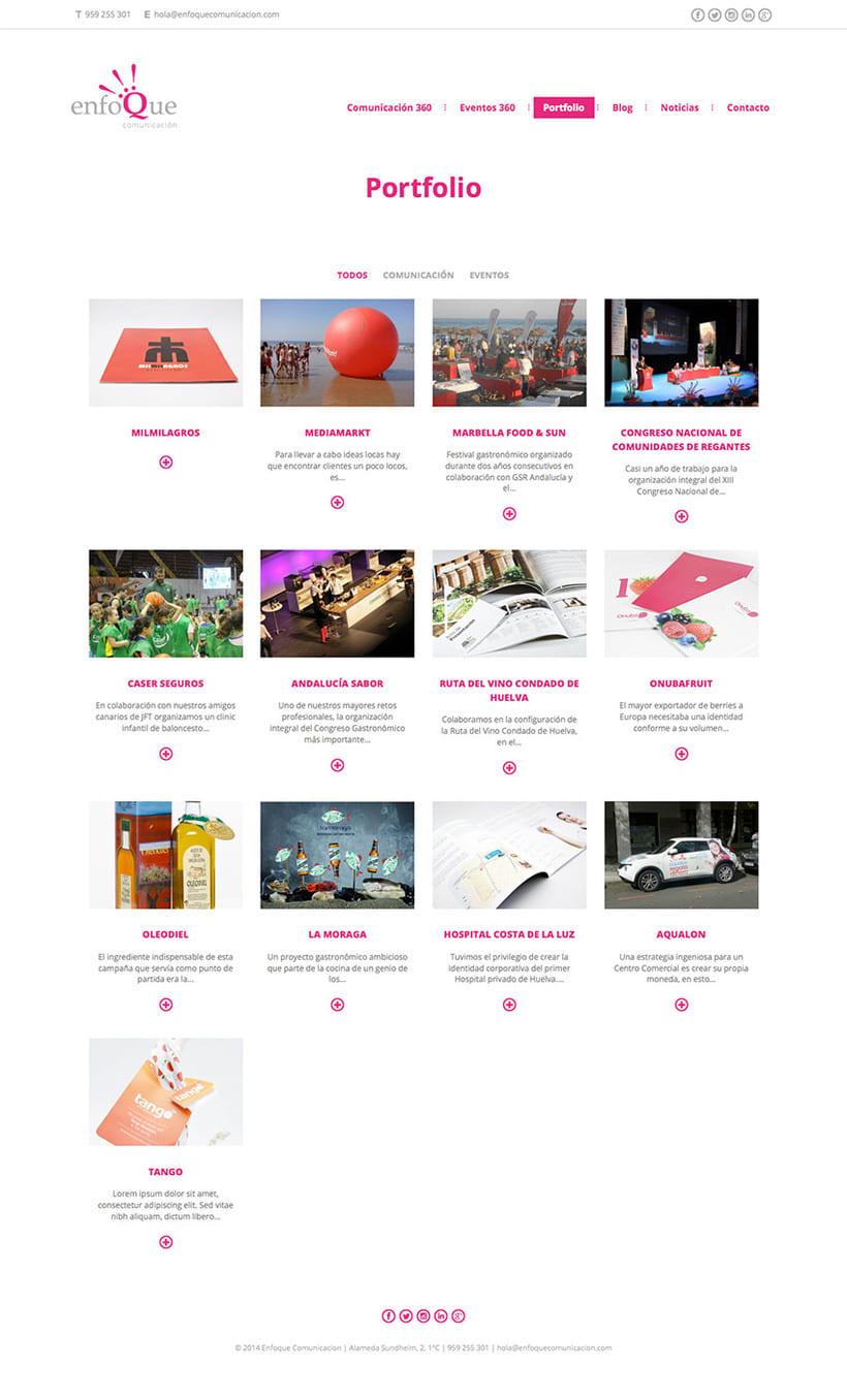 Enfoque - Web 3