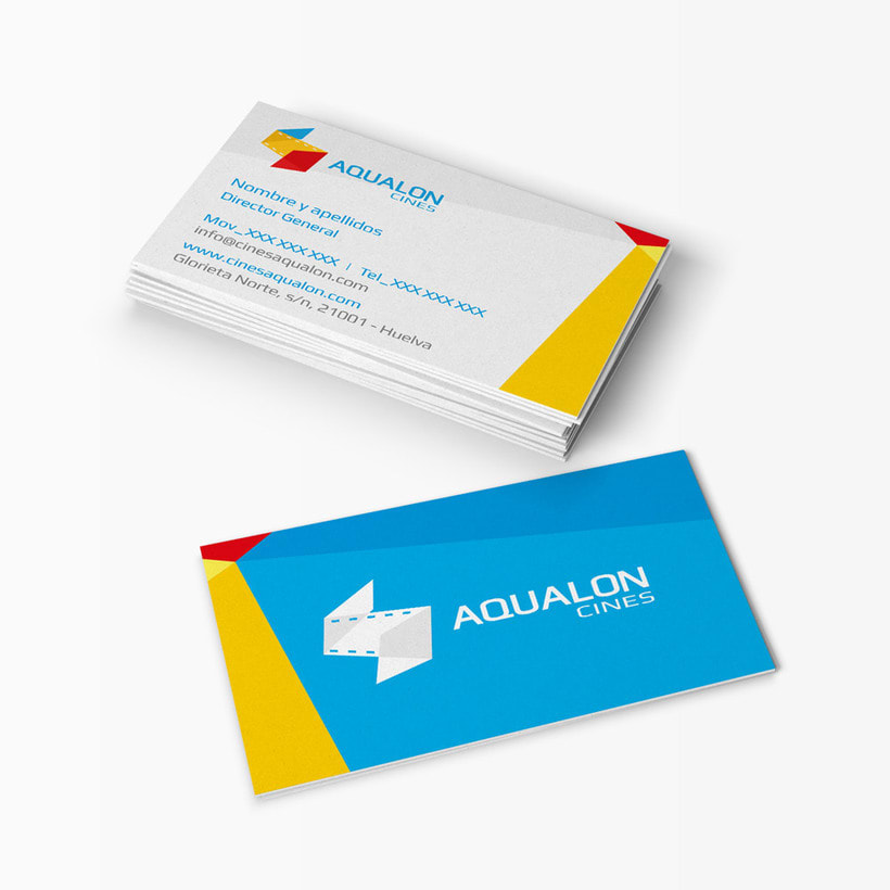Cines Aqualon - Tarjetas -1