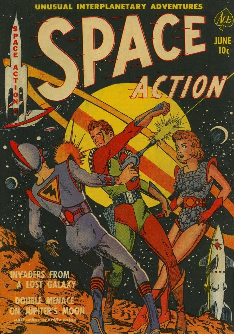 Descarga gratis miles de cómics clásicos del Digital Comic Museum 1