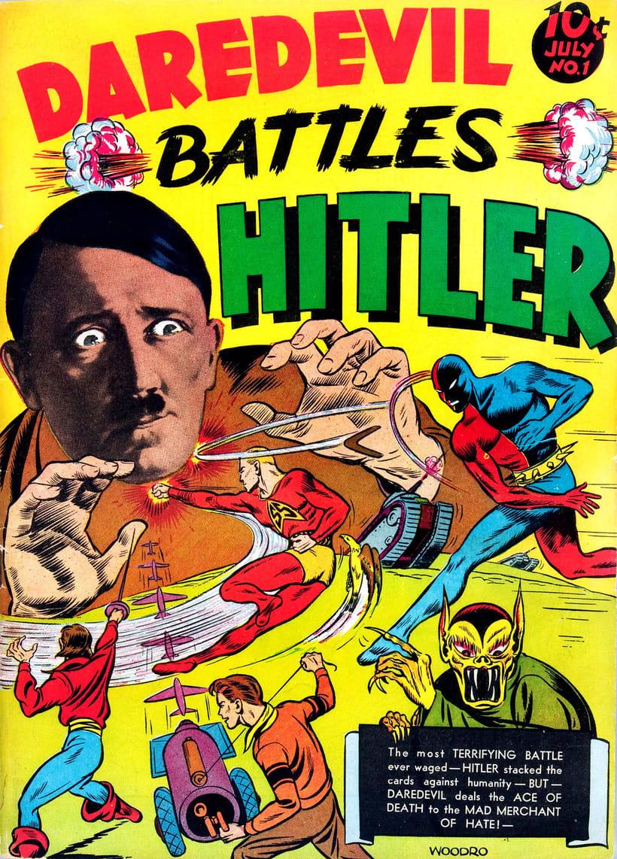 Descarga gratis miles de cómics clásicos del Digital Comic Museum 4